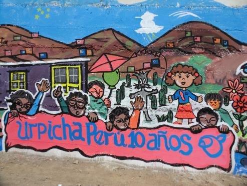 Adhésion Urpicha Peru 2017