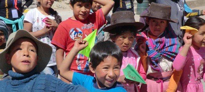 Intensa semana de reflexión y trabajo en Ayacucho